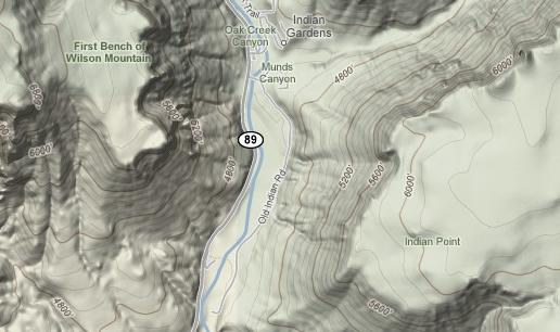 Google Maps Adds Terrain Elevation Atlas Rider - Map with elevation data