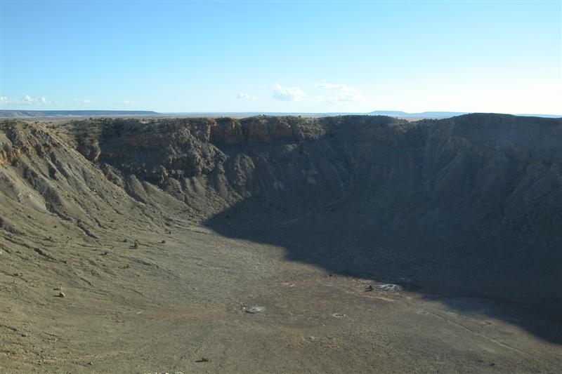 asteroid crater in mexico - photo #10
