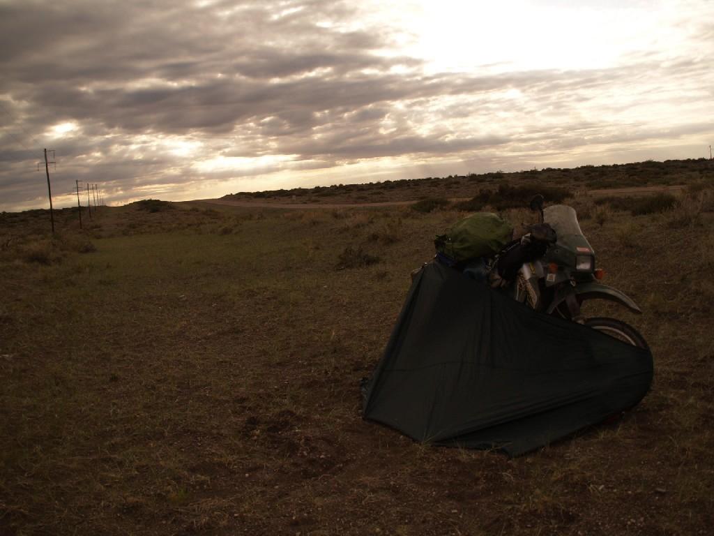 Lean-To Motorcycle Tent & Lean-To Motorcycle Tent   Atlas Rider